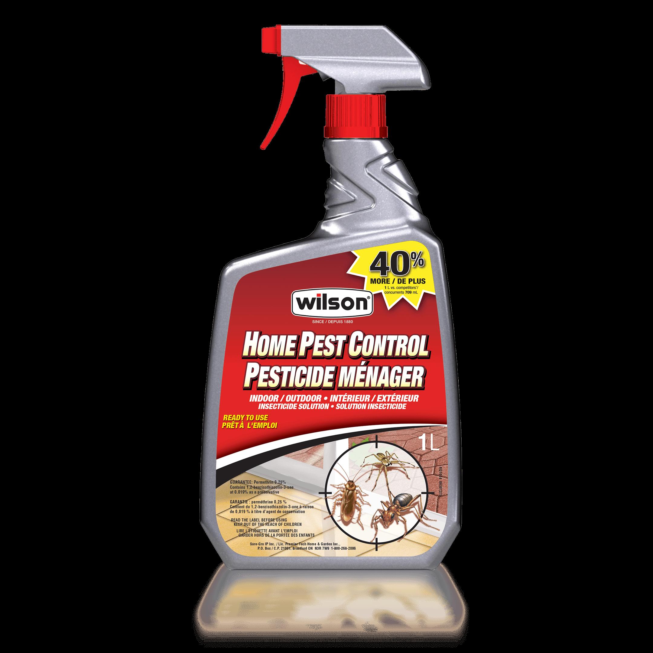 Wilson 174 Home Pest Control