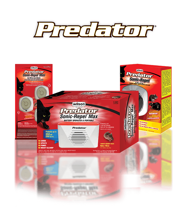 Wilson Predator Rodent Control Products